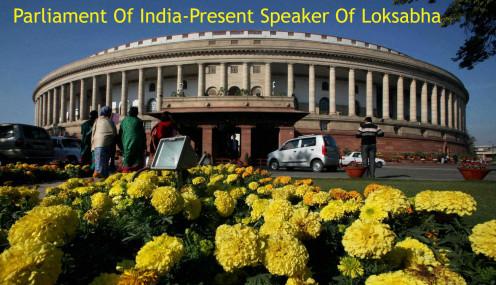 present_speaker_of_loksabha