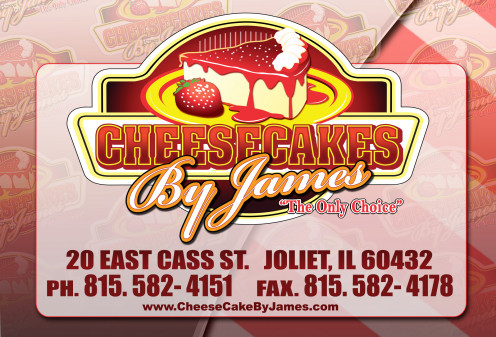 If you need more information on Cheesecakes By James please feel to call or email him.