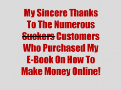 The Truth About Work From Home Programs - Self Employment Online