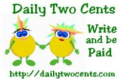 DailyTwoCents Review: Writing Revenue Sharing Website!