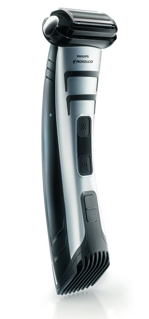 The Philips Norelco BG2040 Shaver