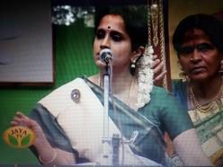 Vishaka Hari's musical essay on Guruvayurappan Leelai