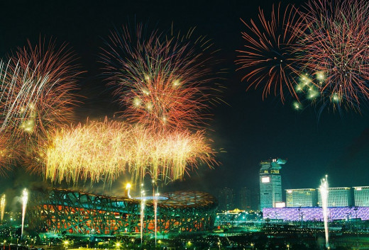China 2008 Summer Olympics