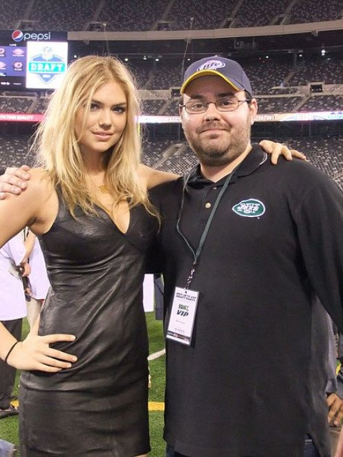 Kate Upton will not sleep with you. Stay in your own league. (CC-BY 3.0)