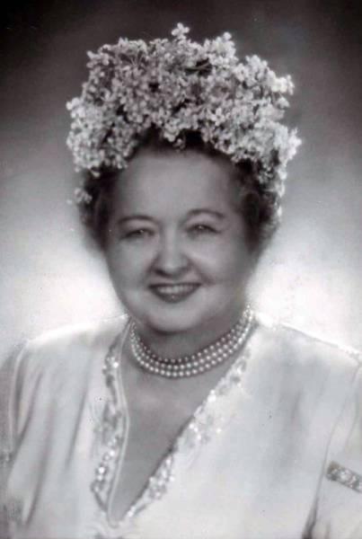 The real Edna Gladney.
