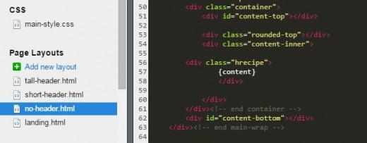 Editing HTML/CSS Code