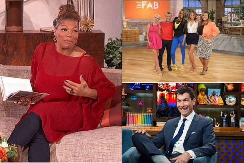 Queen Latifah, star, writer, actress, now a statistic among canceled talk shows
