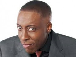 "Arsenio ""Let's get busy"" Hall"