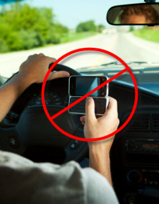 Do Not Text While Driving
