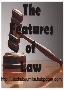 Features of Law