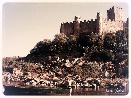 Castelo de Almourol, Tancos