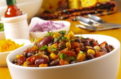 Comforting Southwest Chili