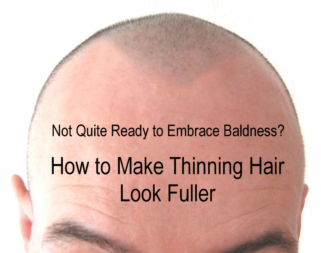 how to make your hair thicker and fuller at home