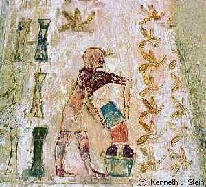 Egyptian Beekeeper