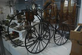 Early Transportation Museums