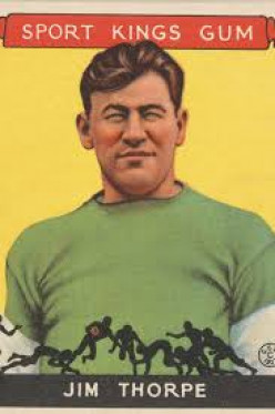 Great Sports Icons Museums  (this is Jim Thorpe)