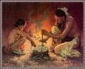 Cherokee Legends: The First Fire