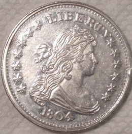 1804 Dollar Replica