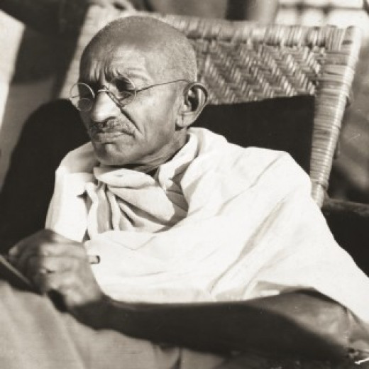 gandhian philosophy About / the king philosophy the king philosophy triple evils six principles of nonviolence an ardent student of the teachings of mohandas k gandhi, dr king was much impressed with the mahatma's befriending of his adversaries.