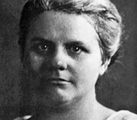 Nelle's mother, Frances