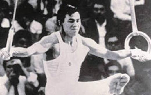 Takashi Ono, the Japanese gymnast.