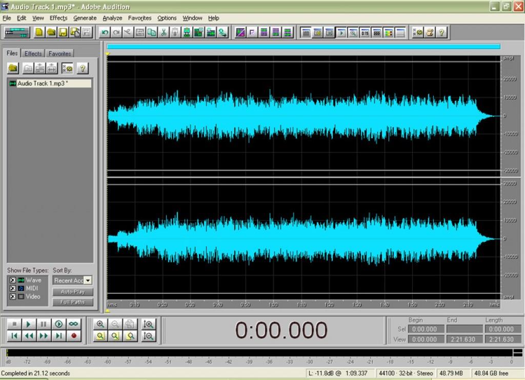 adobe music editor