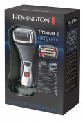 Remington F7800 Shaver Titanium-X Dual Foil Review