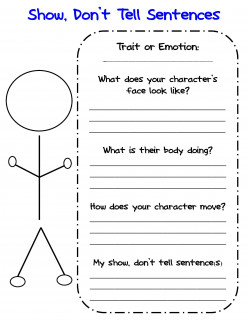 Tips for Creating Character Development