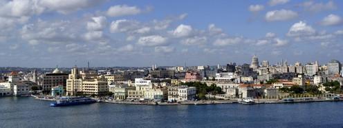 Havana skyline.