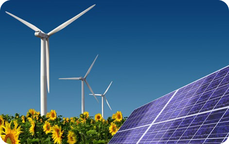 Sign Up For Renewable Energy Electricity To Obtain Your Power From Wind and Solar