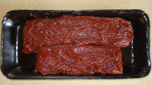 The Marinaded Backstraps