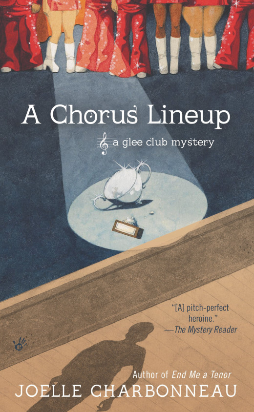 Third installment of the Glee Club Mysteries