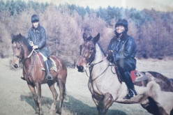 My Horse Riding Adventure In Wales; A Winter Memory Hub Page Challenge From Jackie Lynnley