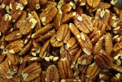 Pecans are very nutritious and have a deep buttery flavor.