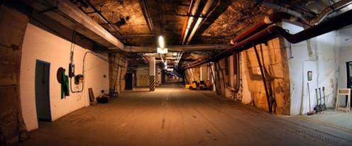 Inside the Top Secret Nuclear Bunker at Burlington