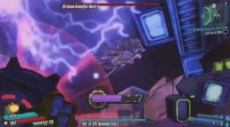The Raum-Kampjet Mark V is likely the hardest boss of the game.