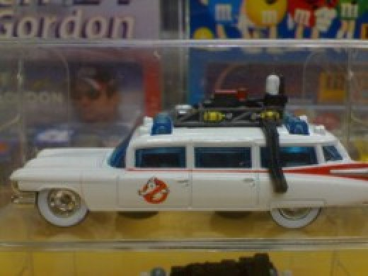 Example of a diecast toy vehicle
