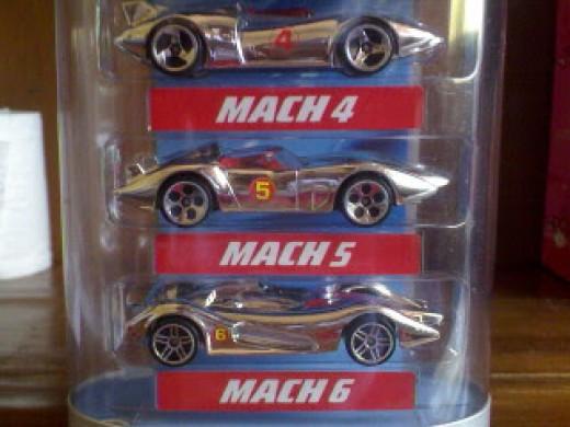 Chrome Speed Racer
