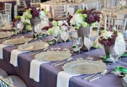 The formal atmosphere makes everyone attending feel special.