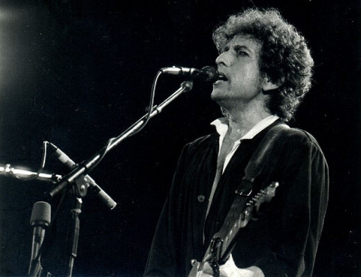 Bob Dylan knows a thing or too about starting the creative process.  The legend has written hundreds of classic songs.