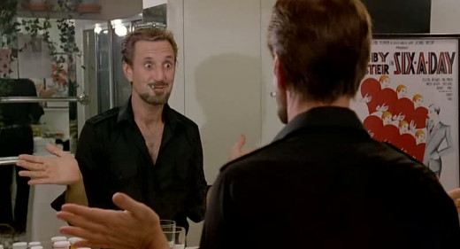 Roy Scheider as Bob Fosse. Why mince words?