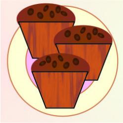 Healthy Wheat Free Vegan Chocolate Chip Muffins