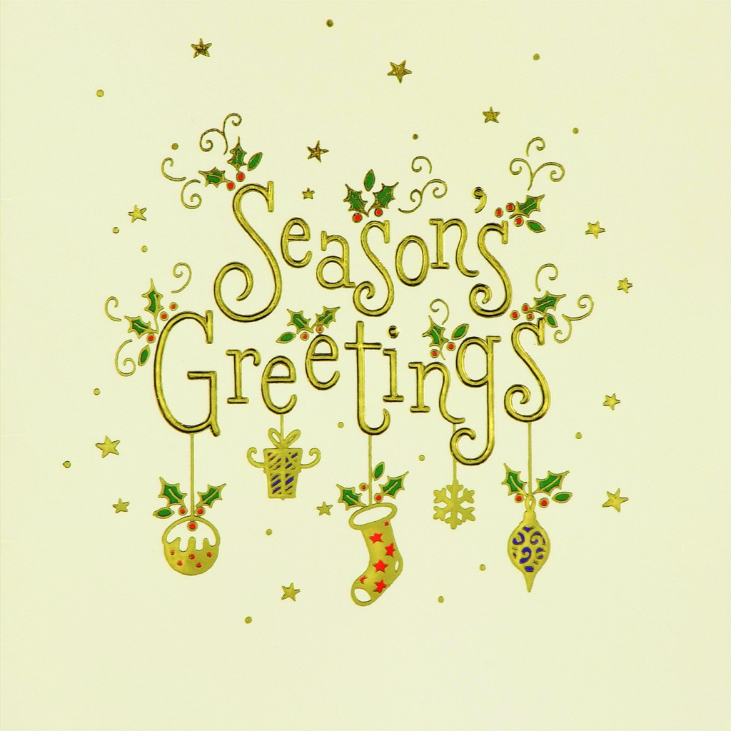 Seasons Greetings Messages and Happy New Year Wishes