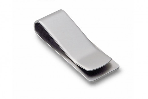 A money clip is a practical gift for the guy that likes to keep things simple (so, practically every man out there.)