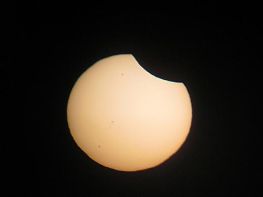 Eclipse 7:40 PM