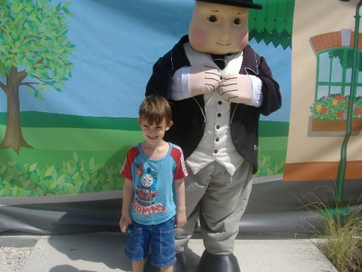 TOPHAM HATT AND HIS FUTURE TOP CONDUCTOR