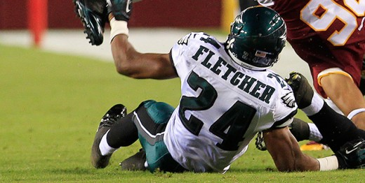 Eagles CB Bradley Fletcher