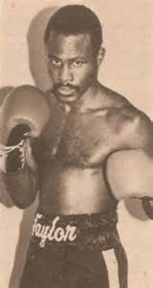 The BT Express was a top contender in the featherweight division during his prime. He always took on all comers.