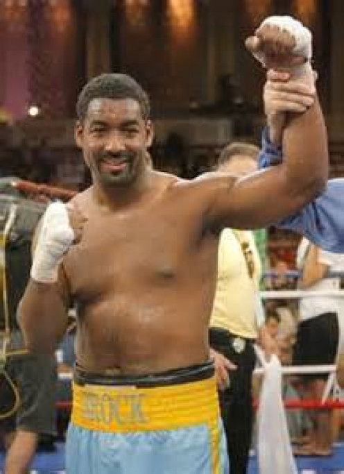 Calvin Brock is a former heavyweight boxer who once challenged Wvladimir Klitschko for the heavyweight championship.