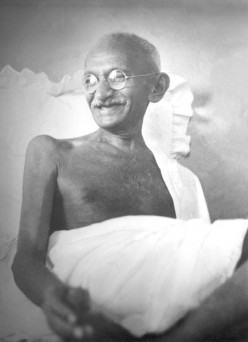 Gandhian Philosophy: Freedom, Truth and the Inner Voice